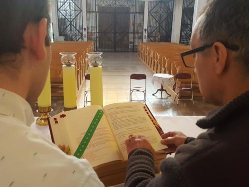 Liturgia Wieczerzy Pańskiej 2020 MB Fatimska