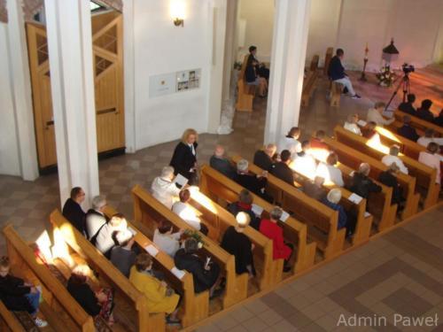 Obchody 30-lecia powstania parafii i święcenia Diakonaku alumna Sławomira Chraply